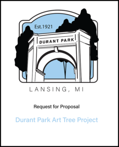 Durant Park Lansing RFP for Art Tree Project